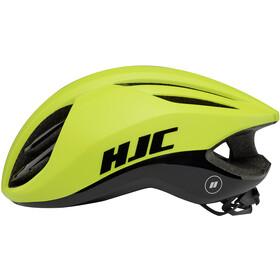 HJC Atara Road Helm, matt/gloss neon green